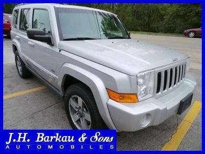 Used 2006 Jeep Commander 4WD