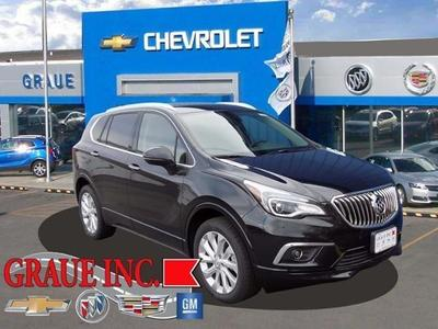 New 2017 Buick Envision AWD 1SP