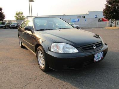 Used 1997 Honda Civic EX