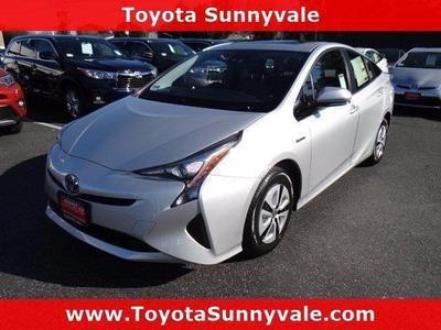 New 2016 Toyota Prius Four