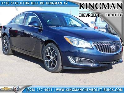 New 2017 Buick Regal Sport Touring