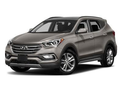2018 Hyundai Santa Fe Sport 2.0L Turbo