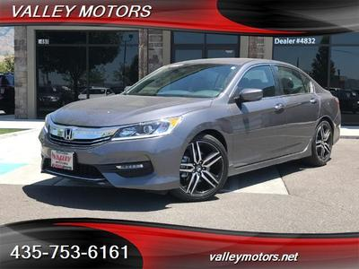 Used 2016 Honda Accord Sport