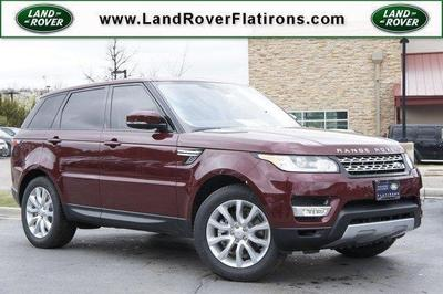 New 2017 Land Rover Range Rover Sport 3.0L Supercharged HSE