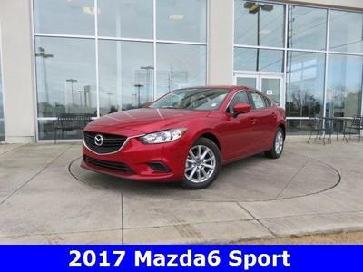 New 2017 Mazda Mazda6 i Sport