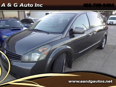 Used 2007 Nissan Quest 3.5