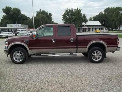 Used 2009 Ford F-350 Lariat Super Duty