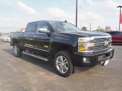 2016 Chevrolet Silverado 2500 High Country