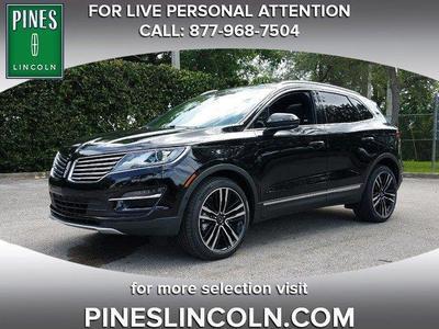 New 2017 Lincoln MKC Black Label