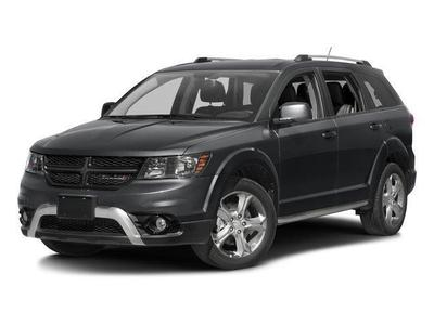 Used 2017 Dodge Journey Crossroad