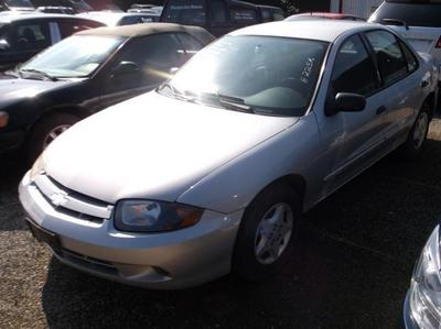 Used 2003 Chevrolet Cavalier Base