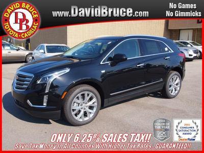 New 2017 Cadillac XT5 Luxury