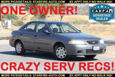Used 2000 Nissan Sentra XE