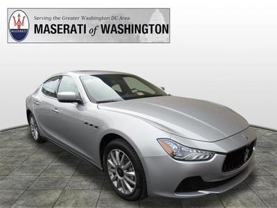 New 2014 Maserati Ghibli Base