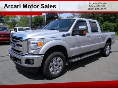 Used 2015 Ford F-350 Lariat Super Duty