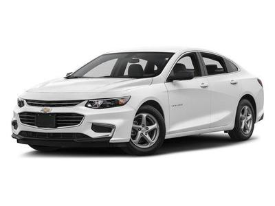 New 2017 Chevrolet Malibu 1LS