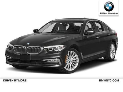 New 2018 BMW 530 i xDrive
