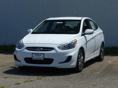 New 2017 Hyundai Accent Value Edition