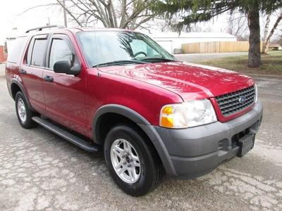 Used 2003 Ford Explorer XLS