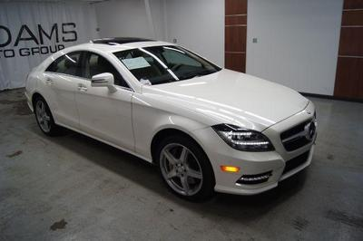 Used 2014 Mercedes-Benz CLS 550