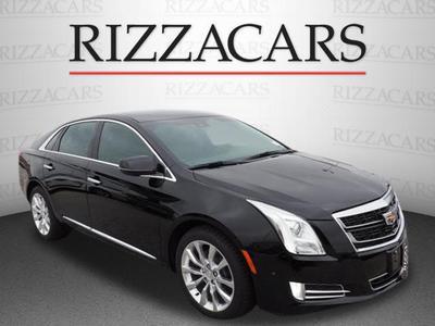 New 2017 Cadillac XTS Luxury