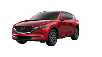 New 2017 Mazda CX-5 Grand Touring