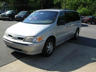 Used 1998 Oldsmobile Silhouette GL