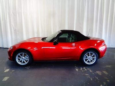 New 2017 Mazda MX-5 Miata Sport