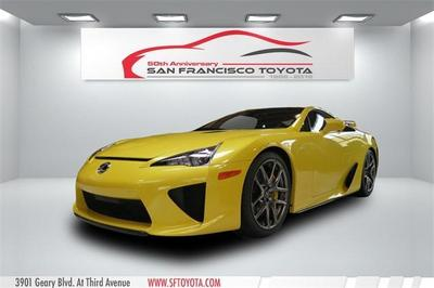 Used 2012 Lexus LFA Base