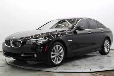 Used 2016 BMW 550 i xDrive