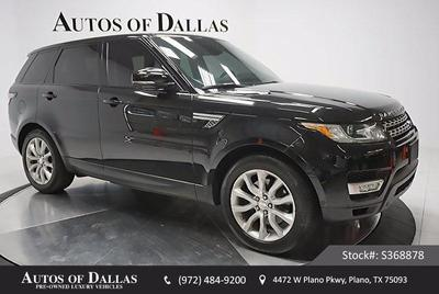 Used 2014 Land Rover Range Rover Sport Supercharged HSE