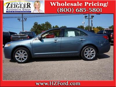 Used 2012 Lincoln MKZ Base
