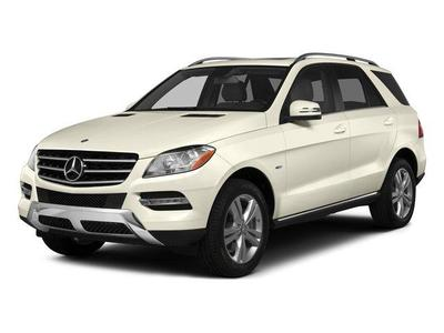 Used 2015 Mercedes-Benz ML 350