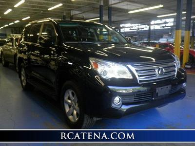 Used 2011 Lexus GX 460 Base
