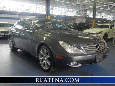 Used 2008 Mercedes-Benz CLS 550
