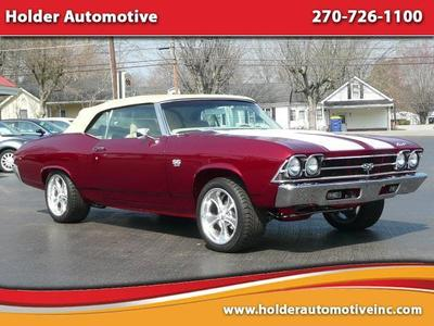 Used 1969 Chevrolet Chevelle SS