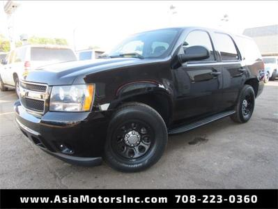 Used 2008 Chevrolet Tahoe 2WD-POLICE/SPECIAL SERVICE