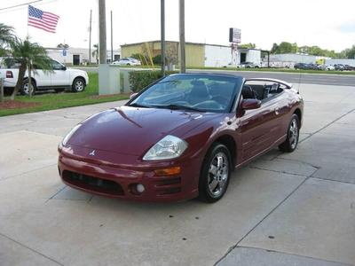 Used 2005 Mitsubishi Eclipse Spyder GS