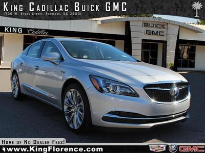 New 2017 Buick LaCrosse Premium