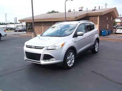 Used 2015 Ford Escape Titanium