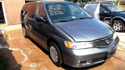 Used 2000 Honda Odyssey LX