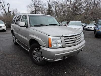 Used 2005 Cadillac Escalade
