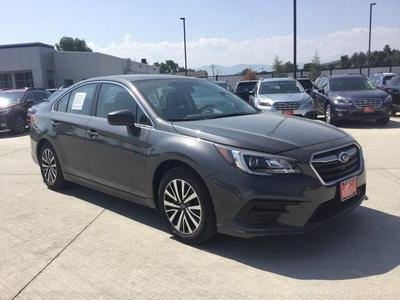 New 2018 Subaru Legacy 2.5i