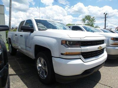 New 2017 Chevrolet Silverado 1500 Custom