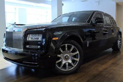 New 2016 Rolls-Royce Phantom Base