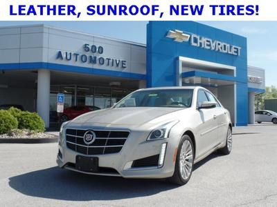 Used 2014 Cadillac CTS 2.0L Turbo Luxury