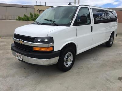 Used 2016 Chevrolet Express 3500 LT
