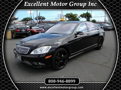 Used 2007 Mercedes-Benz S550