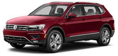 New 2018 Volkswagen Tiguan 2.0T SE