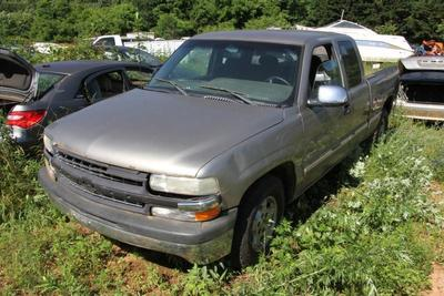 Used 2004 Chevrolet Silverado 1500 LS Extended Cab